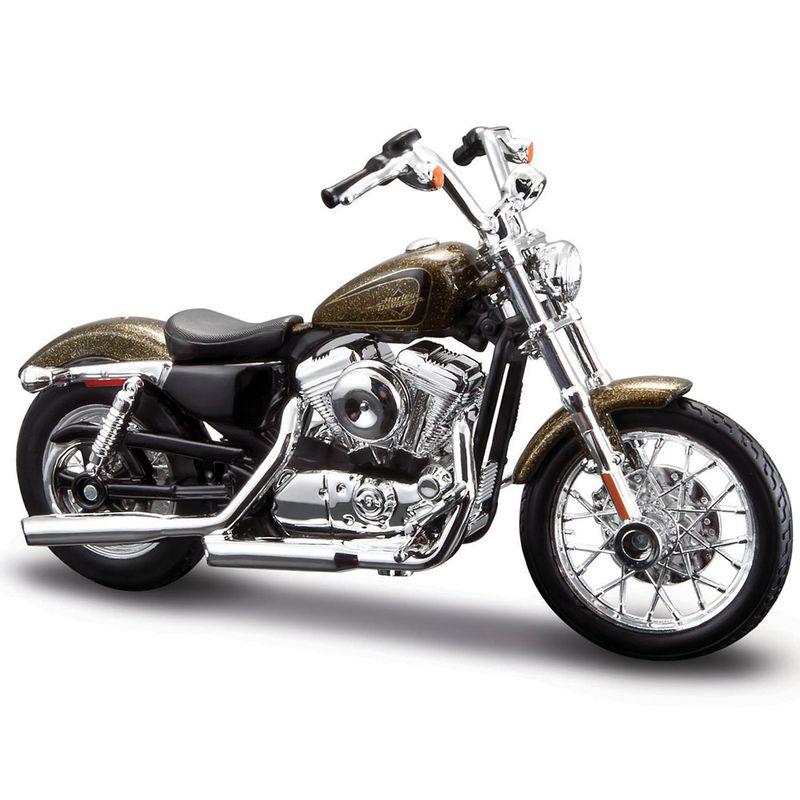 moto-coleccion-harley-davidson-2013-xl-1200v-seventy-tw0-maisto-31360AG5