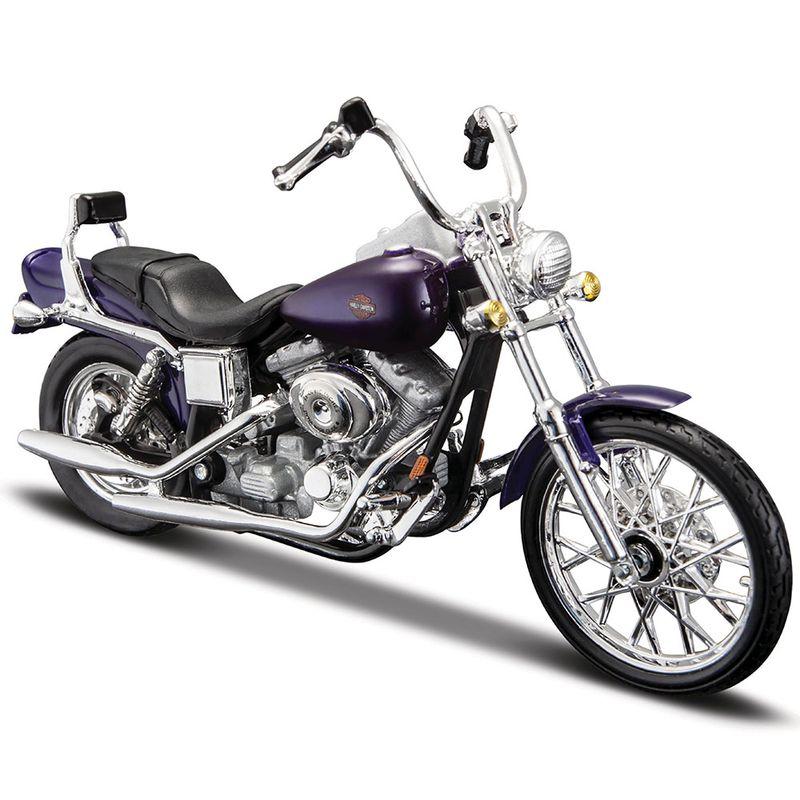 moto-coleccion-harley-davidson-2001-fxdwg-dyna-wide-glide-maisto-31360AH2