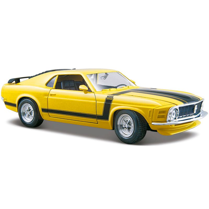 carro-coleccion-1970-ford-mustang-boss-302-maisto-31943