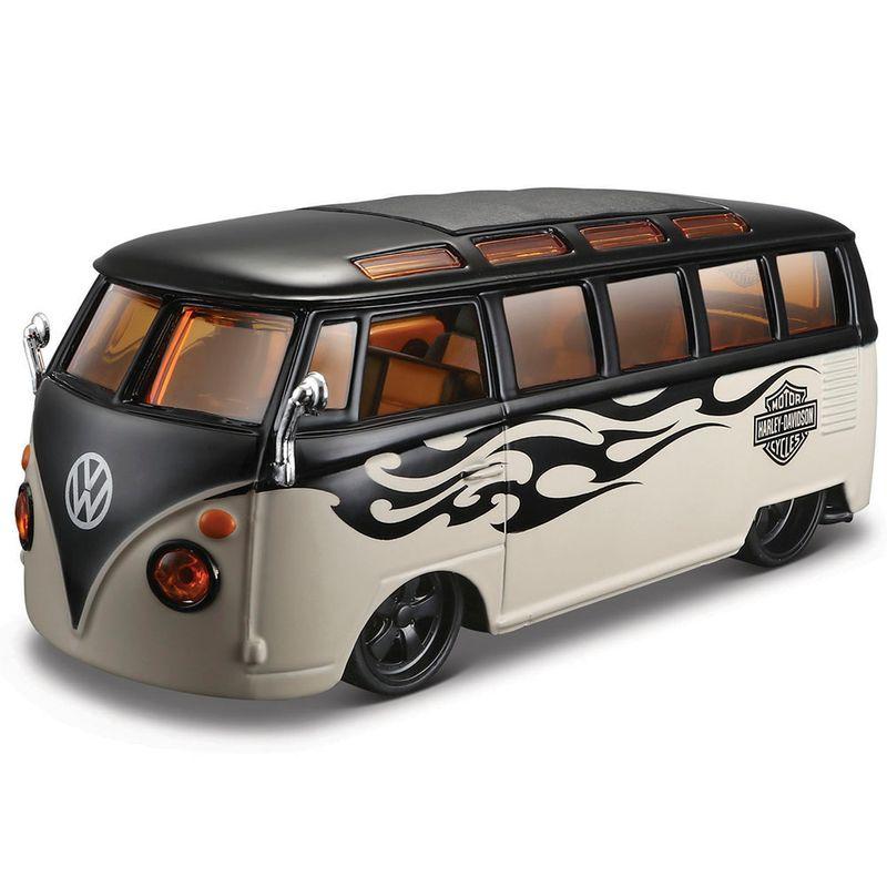 vehiculo-coleccion-volkswagen-van-samba-maisto-32192