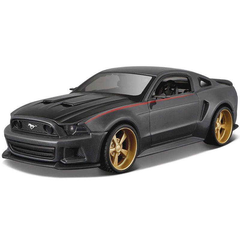 carro-coleccion-2014-ford-mustang-street-racer-maisto-32502