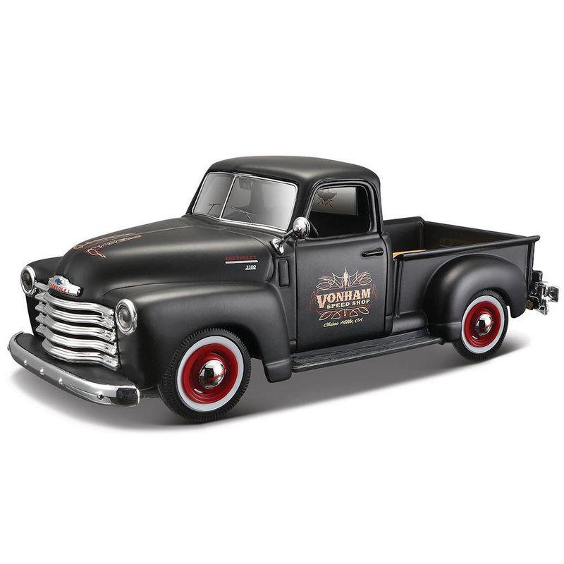 vehiculo-coleccion-1950-chevy-3100-pickup-maisto-32506