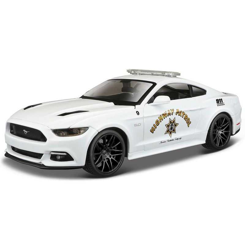 carro-coleccion-2015-ford-mustang-gt-highway-patrol-maisto-32514