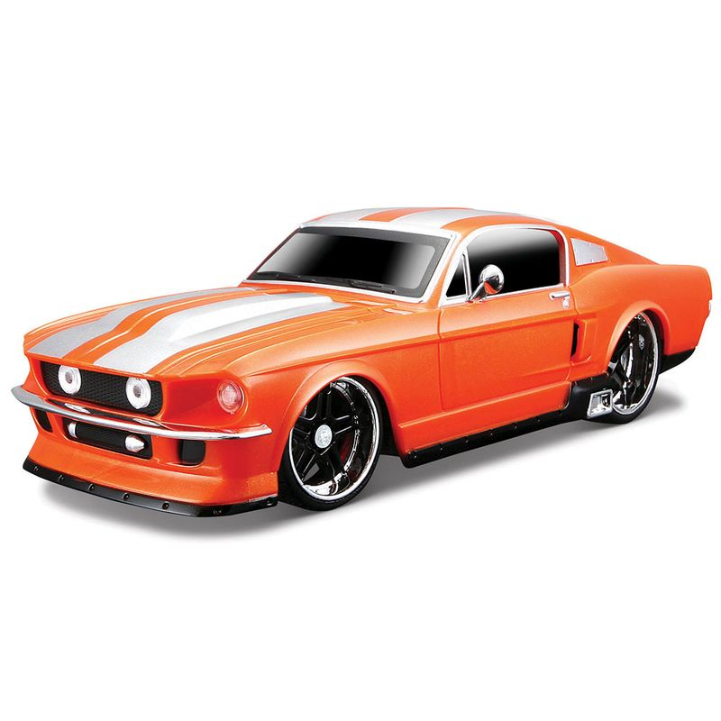carro-radio-control-1967-ford-mustang-gt-maisto-81061