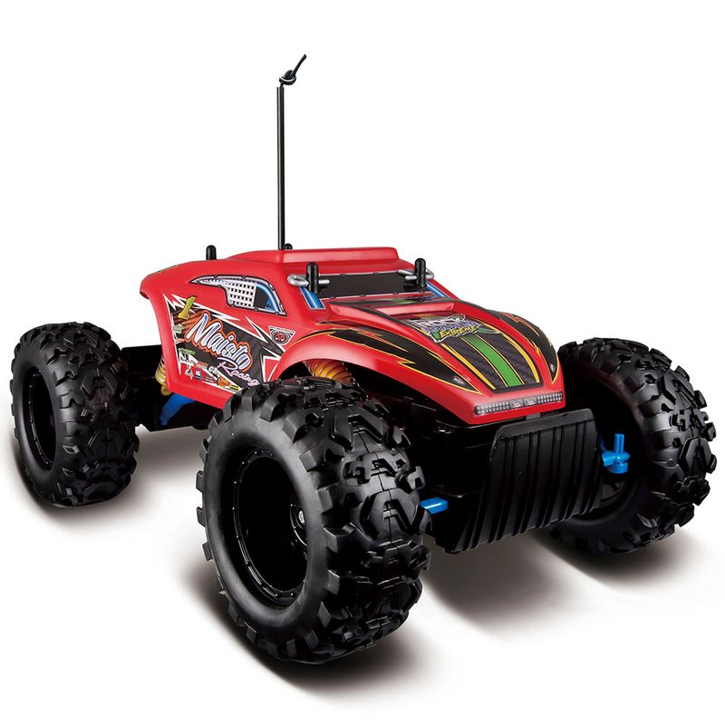 vehiculo-radio-control-rock-crawler-extreme-maisto-81156