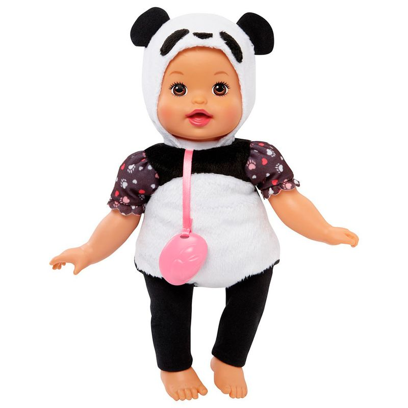 muneca-my-little-mommy-disfraz-panda-mattel-dgw82