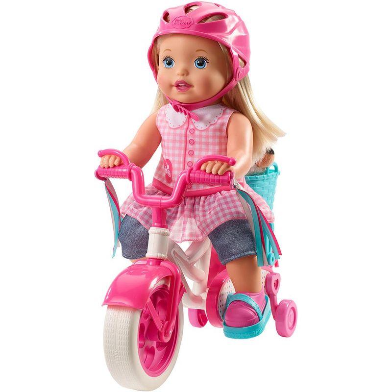 muneca-my-little-mommy-aprendiendo-a-montar-bicicleta-mattel-fcn11
