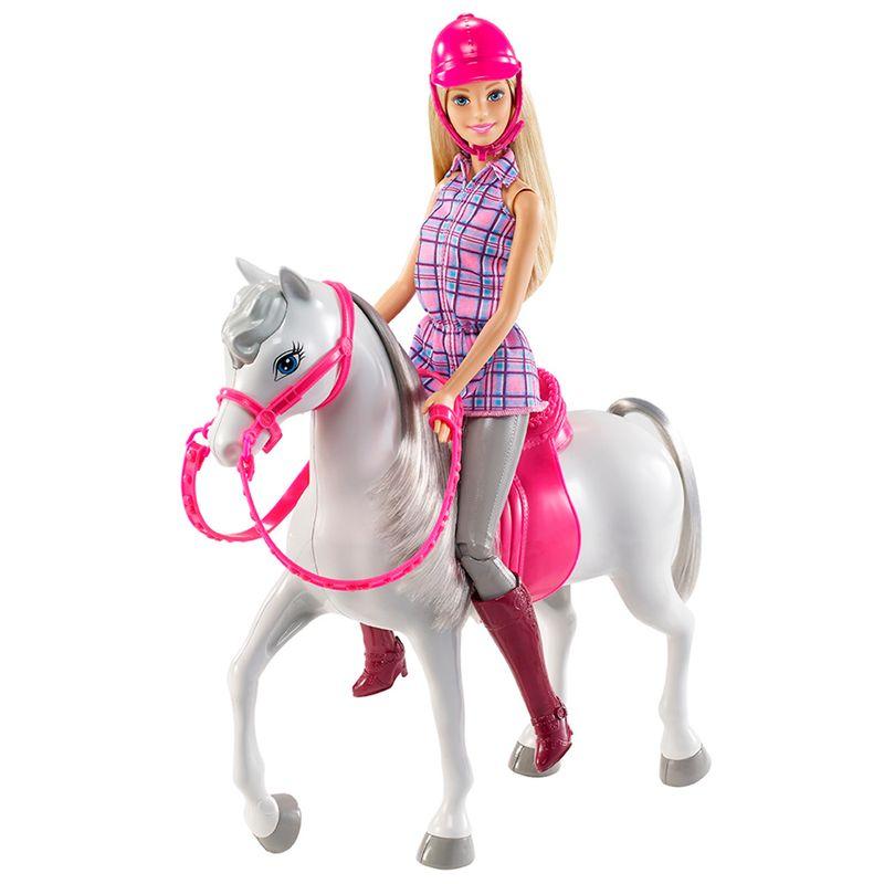 muneca-barbie-con-caballo-mattel-dhb68