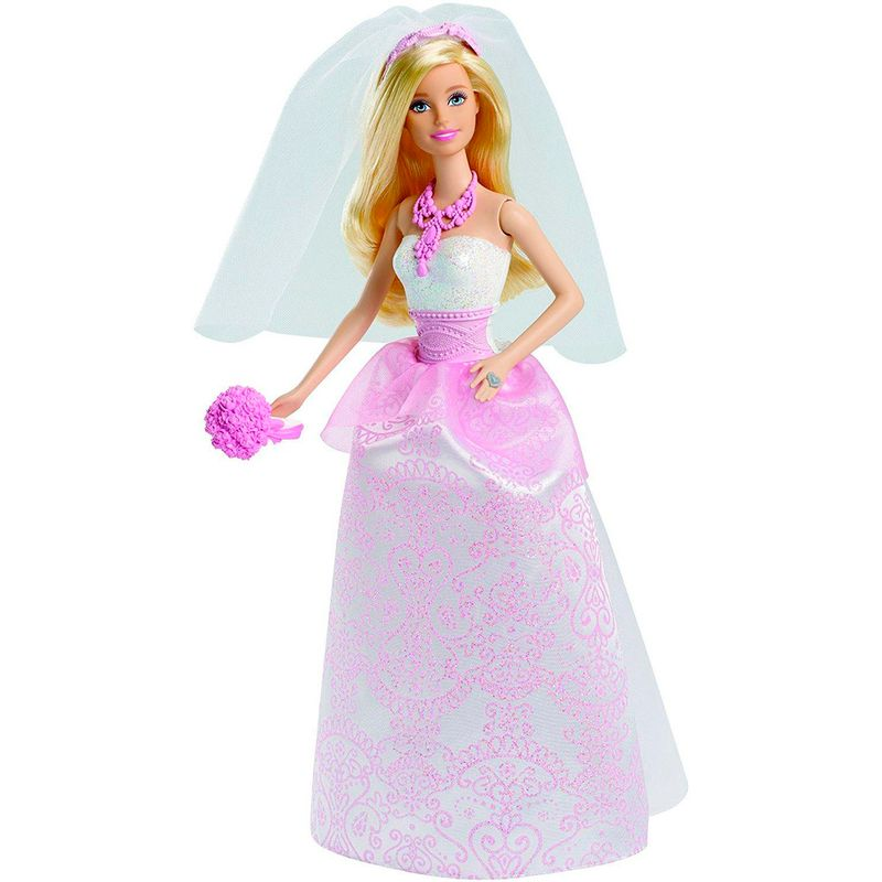 muneca-barbie-vestida-de-novia-mattel-cff37