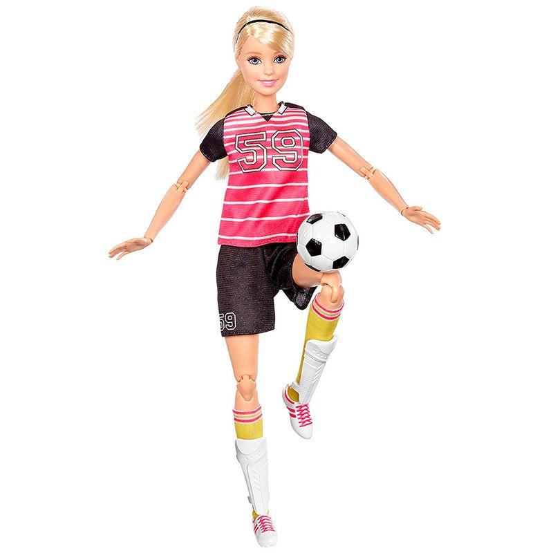 muneca-barbie-futbolista-mattel-dvf69