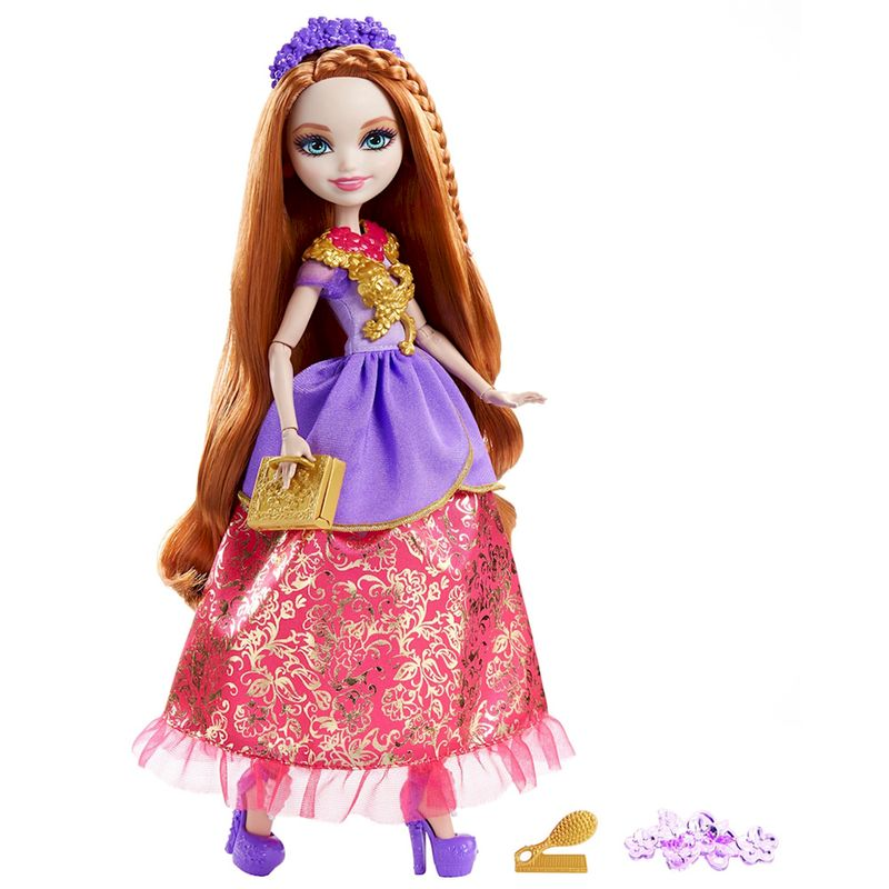 muneca-ever-after-high-holly-ohair-mattel-dvj20