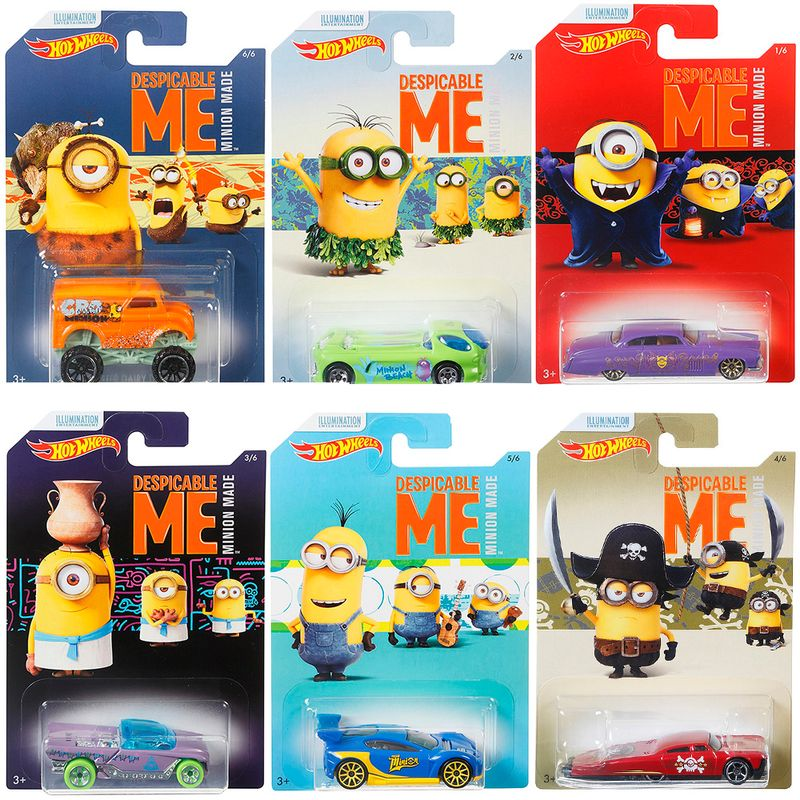 carros-hot-wheels-coleccion-minions-despicable-mattel-dwf12