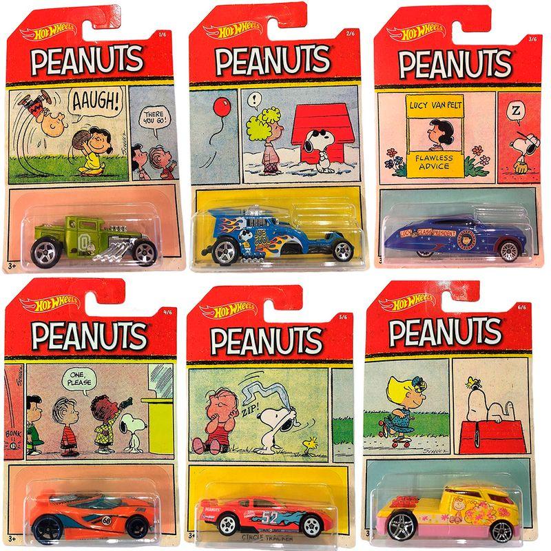 carros-hot-wheels-coleccion-peanuts-2017-mattel-dwf03