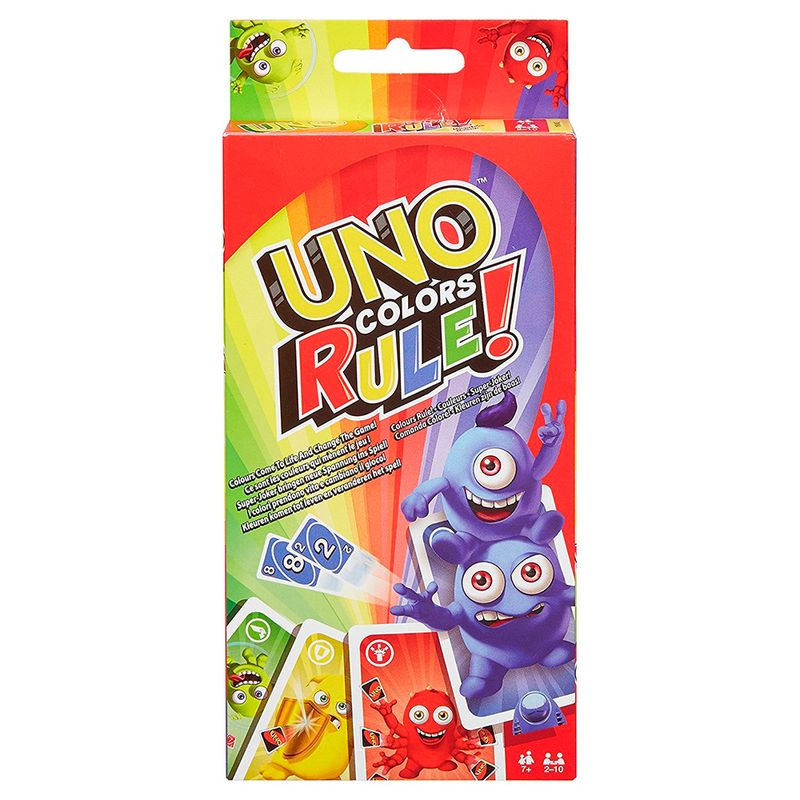 cartas-uno-colors-rule-mattel-dwv64