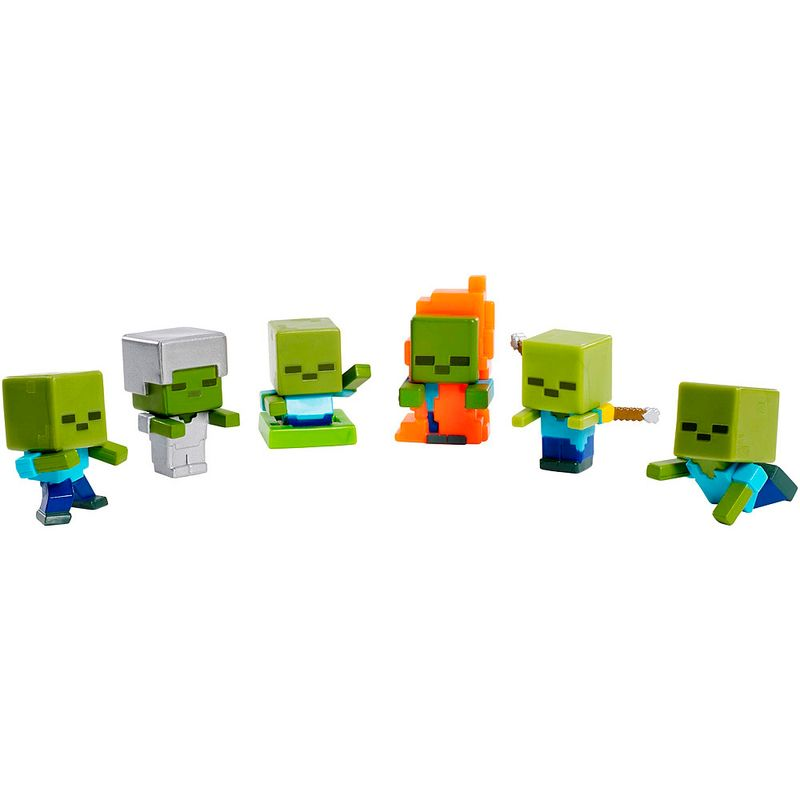set-6-mini-figuras-minecraft-zombies-mattel-ffk89