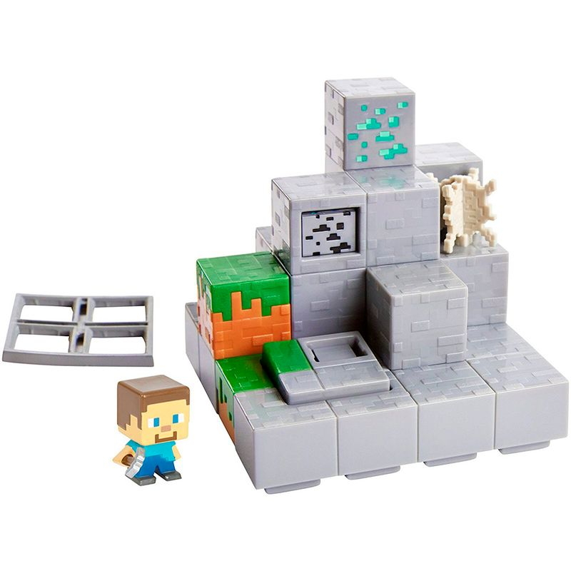 set-minecraft-cave-biome-mining-mountain-1-4-mattel-dwv74