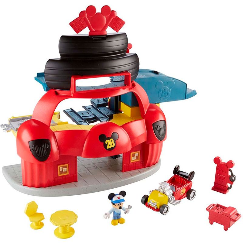 set-mickey-racers-garaje-fisher-price-dtt85