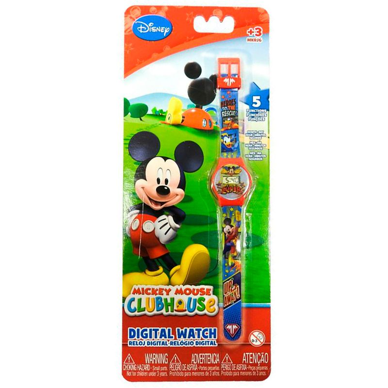 reloj-disney-mickey-mouse-intek-mkrj6