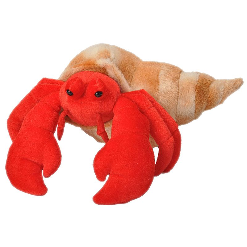 peluche-cuddlekins-cangrejo-ermitno-wild-republic-13468