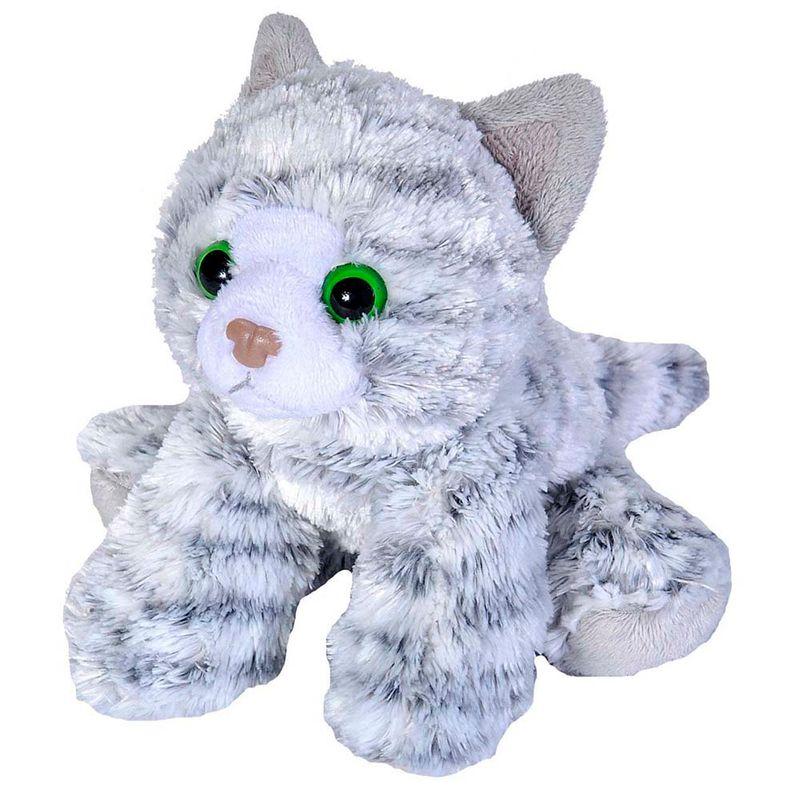 peluche-hugems-mini-gato-atigrado-gris-wild-republic-18087