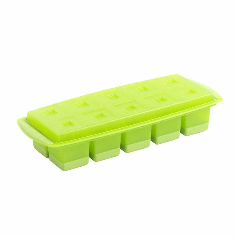 hielera-coctel-10-cubos-verde-mastrad-A00818