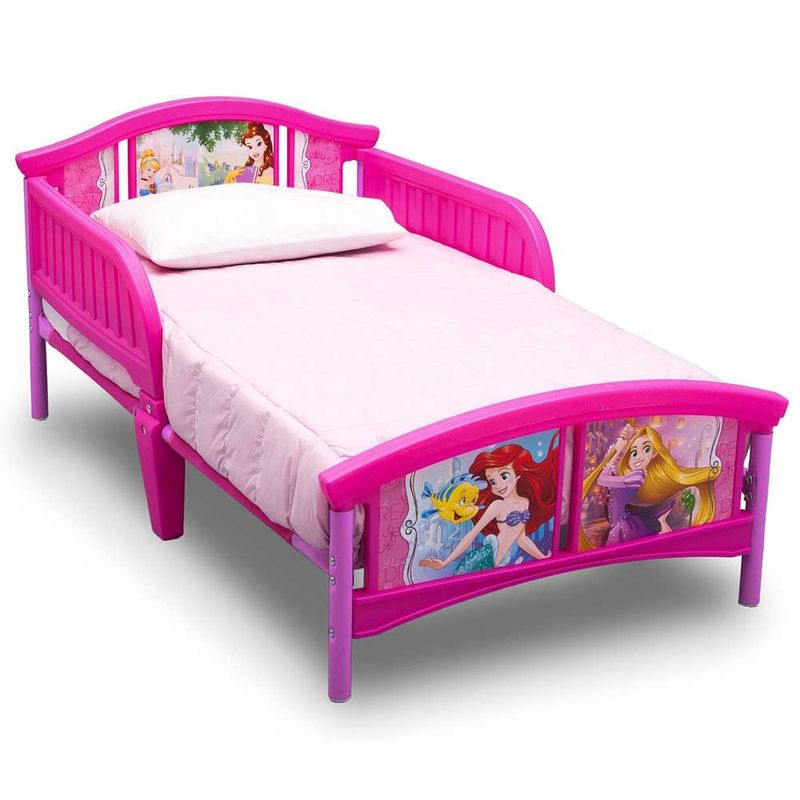 Cama princesas de disney delta miscelandia for Muebles disney