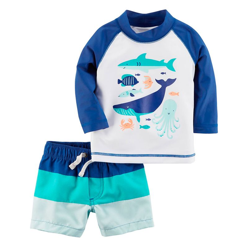 conjunto-camiseta-playa-2-pcs-carters-220G051