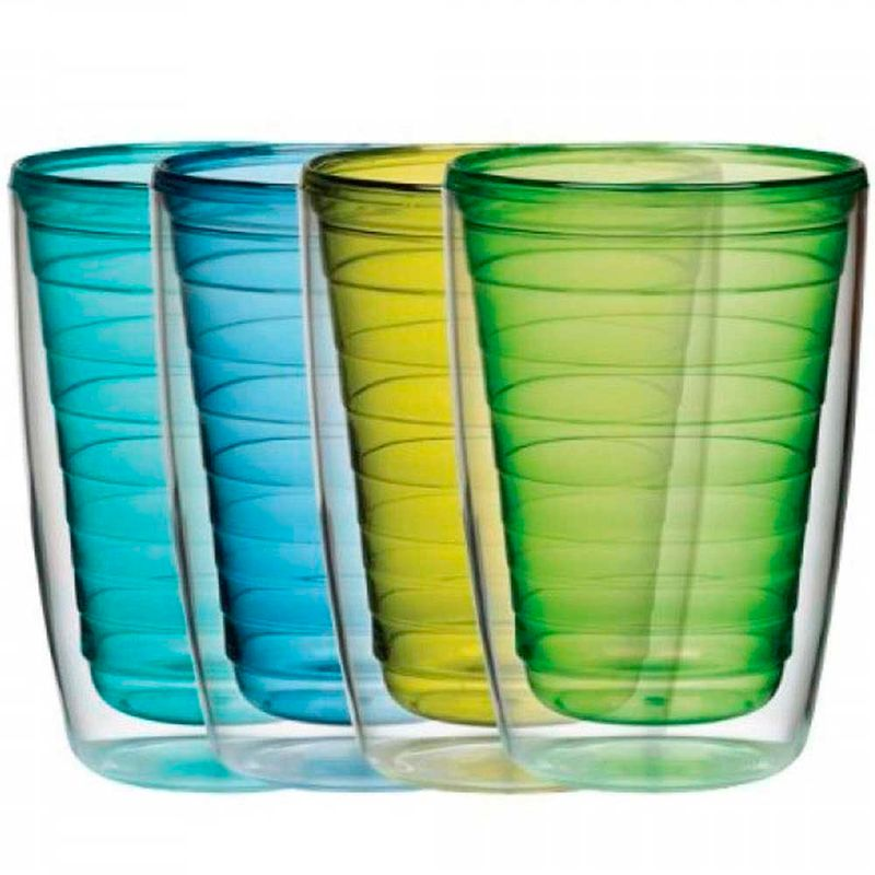 set-4-vasos-16-oz-azules-y-verdes-boston-warehouse-50501