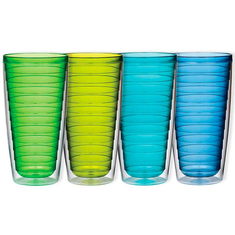 set-4-vasos-24-oz-azules-y-verdes-boston-warehouse-50509