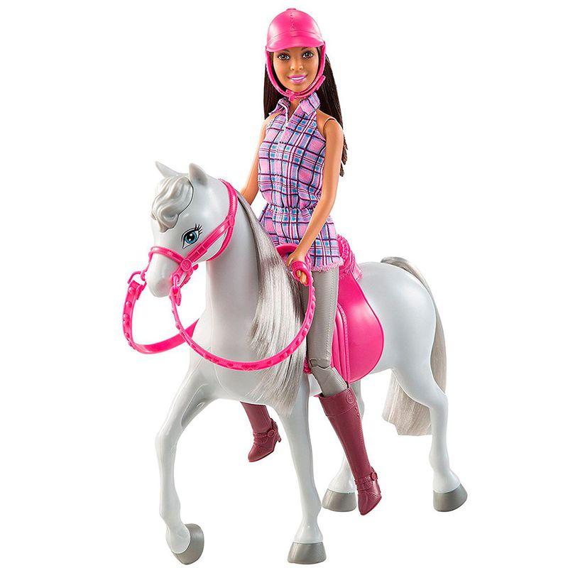 muneca-barbie-y-caballo-mattel-FCD57
