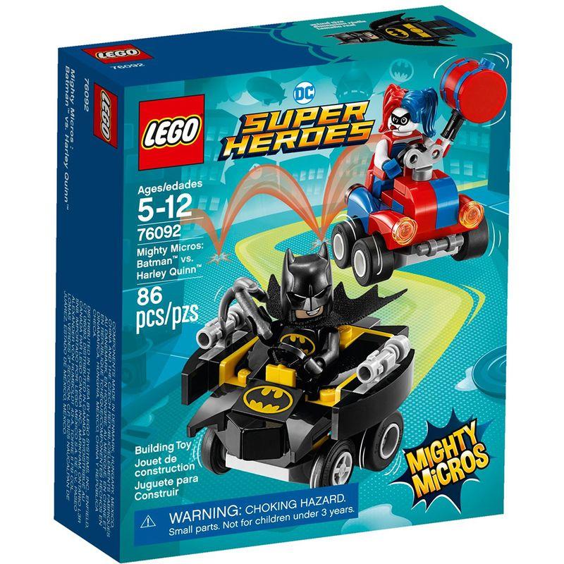 Heroes Batman Dc Lego Quinn Mm Harley rxQBWodCe
