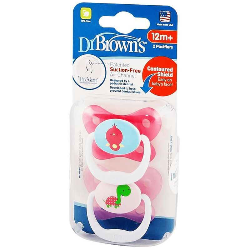 set-2-chupos-entretenedores-rosa-dr-browns-pv32001p4