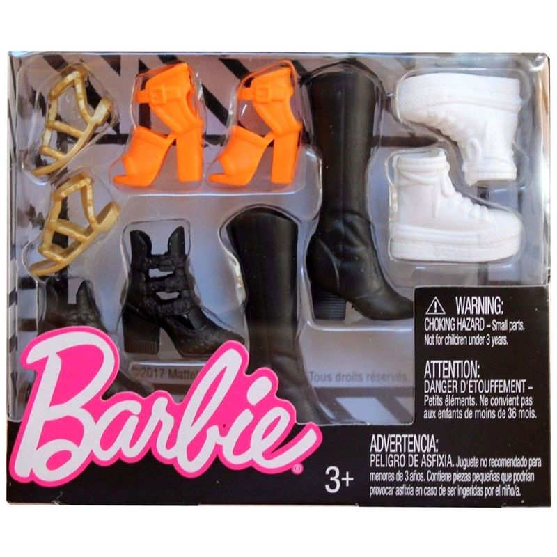 pack-zapatos-barbie-mattel-fcr92