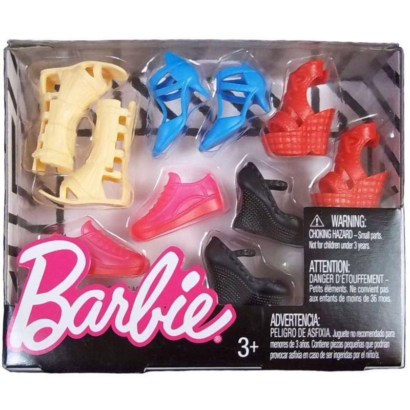 pack-zapatos-barbie-mattel-fcr93