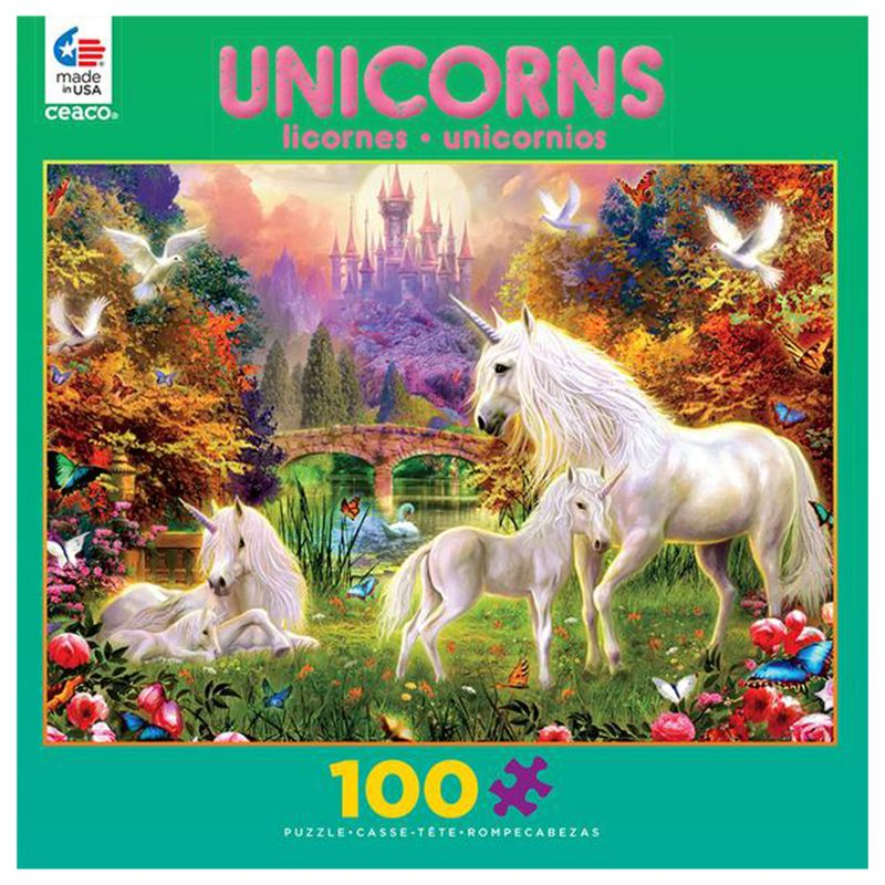 rompecabezas-100-piezas-unicornios-ceaco-cea16521
