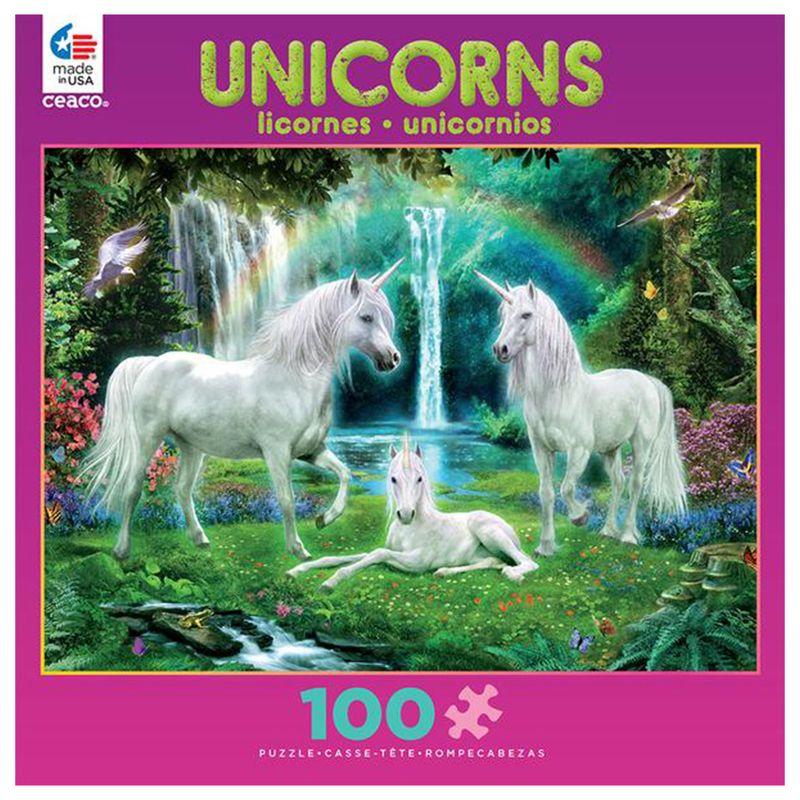 rompecabezas-100-piezas-unicornios-ceaco-cea16522