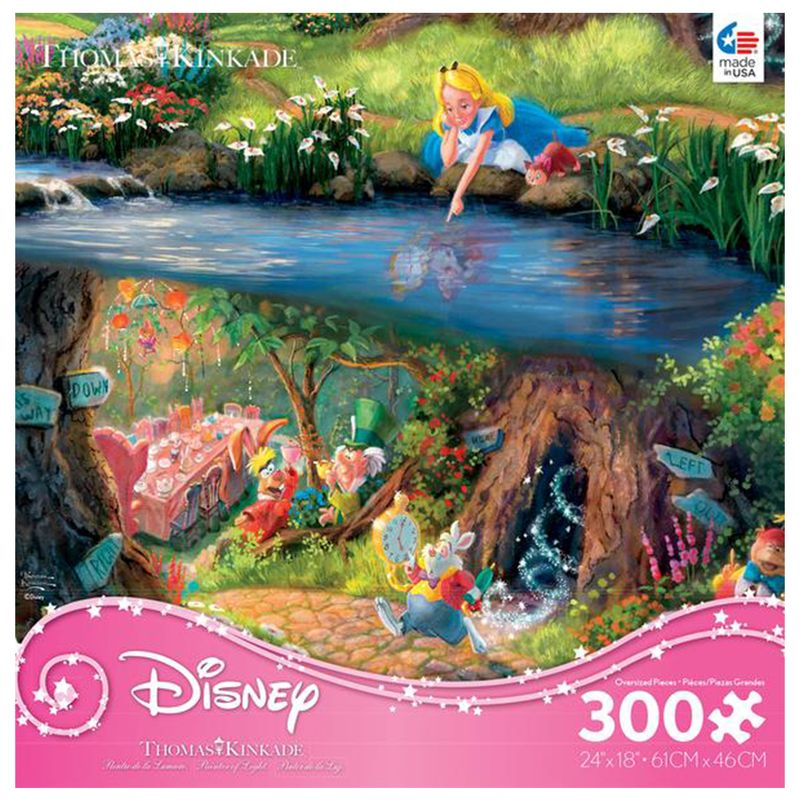rompecabezas-300-piezas-disney-thomas-kinkade-ceaco-cea222209