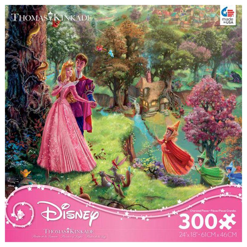 rompecabezas-300-piezas-disney-thomas-kinkade-ceaco-cea222210