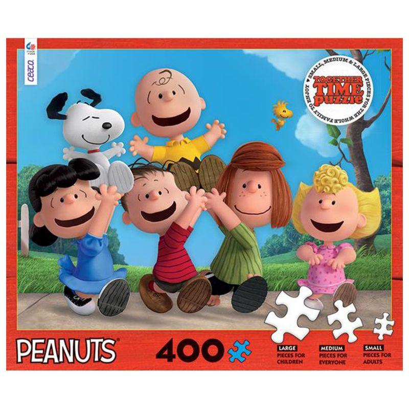 rompecabezas-400-piezas-peanuts-ceaco-cea23432