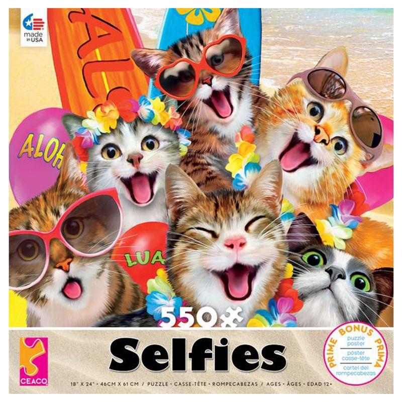 rompecabezas-550-piezas-selfies-ceaco-cea23278
