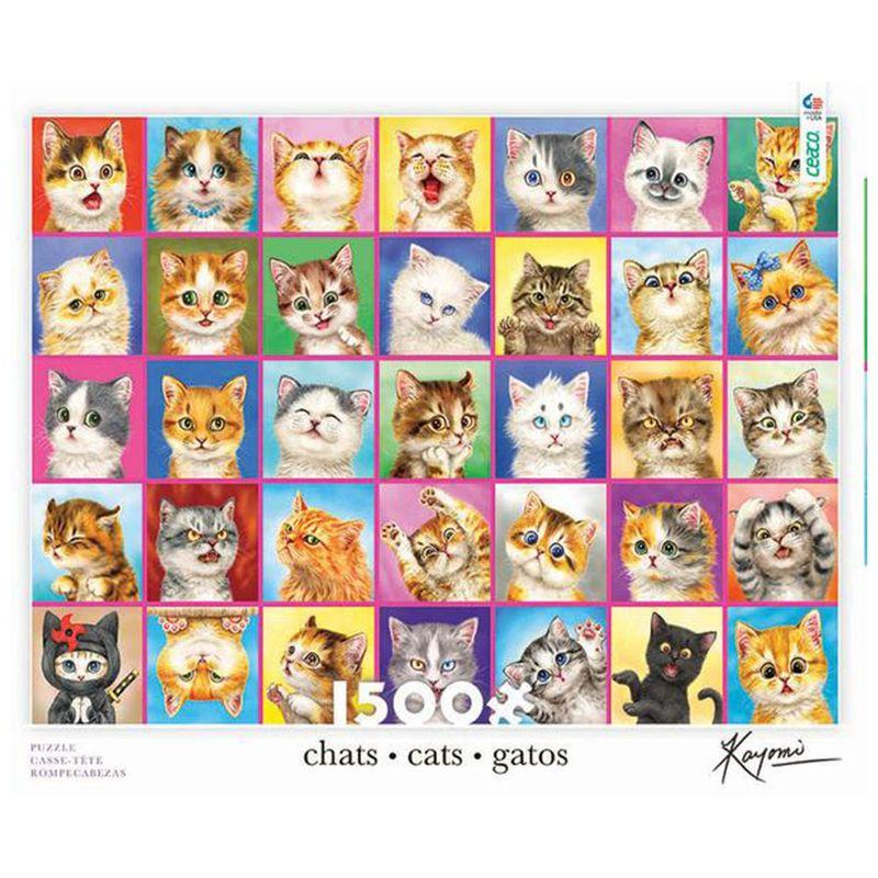 rompecabezas-1500-piezas-cats-ceaco-cea340131