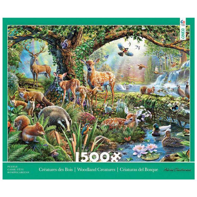 rompecabezas-1500-piezas-woodland-creatures-ceaco-cea340133