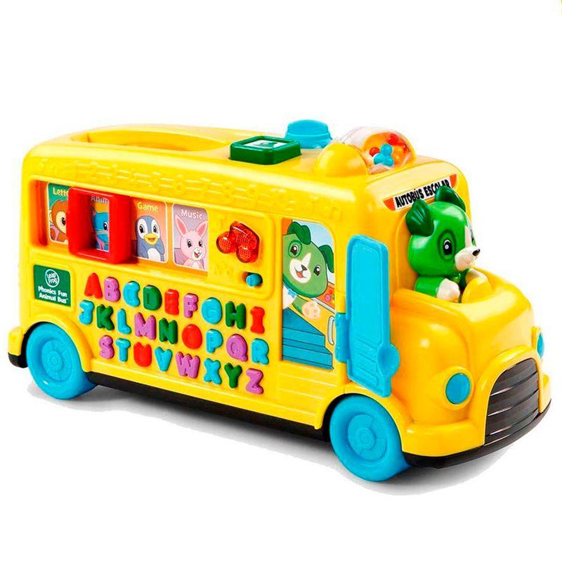 autobus-de-letras-y-animal-leap-frog-80601339