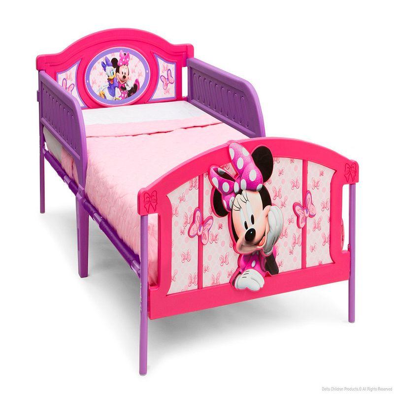 Cama Para Nina Minnie Mouse Delta Miscelandia - Cama-para-nia