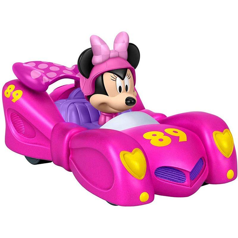 carro-mickey-roadster-racers-minnie-fisher-price-fjj36