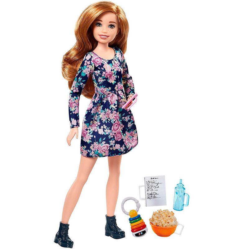 muneca-barbie-skipper-ninera-mattel-fhy90