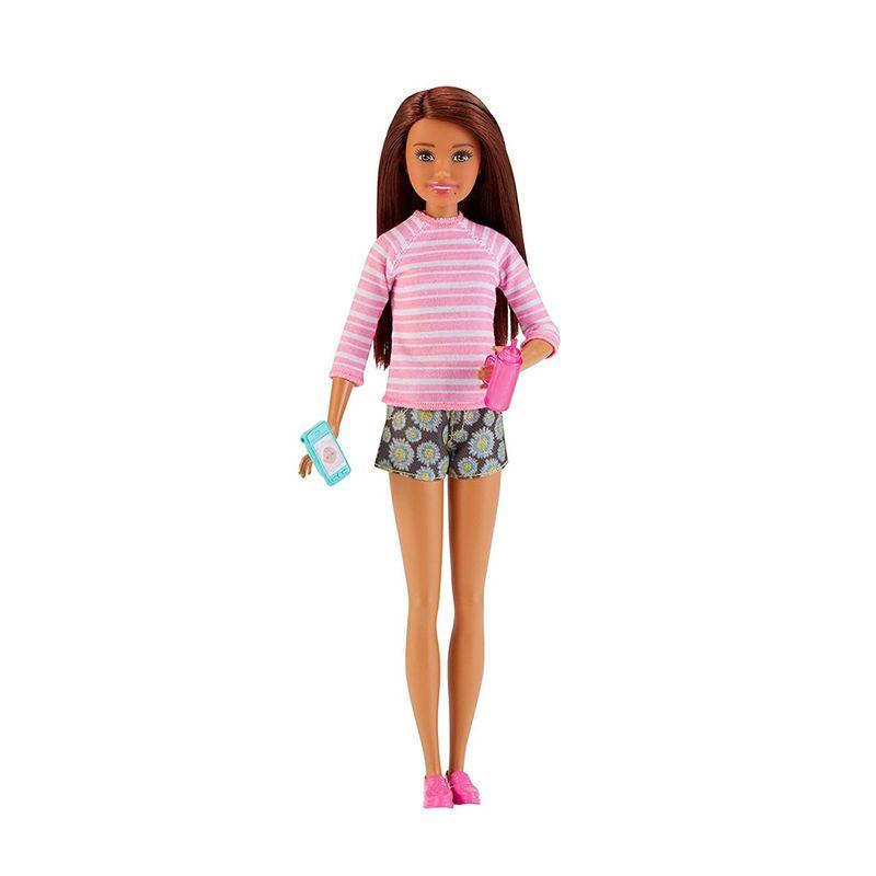 muneca-barbie-skipper-ninera-mattel-fhy92