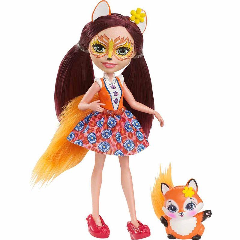 muneca-enchantimals-felicity-fox-mattel-dvh89