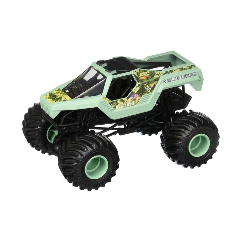 vehiculo-hot-wheels-monster-jam-25-soldier-fortune-mattel-dwn89