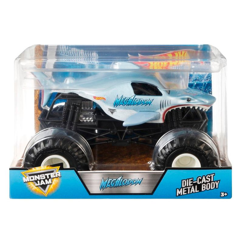 vehiculo-coleccion-hot-wheels-monster-jam-megalodon-mattel-fmb56
